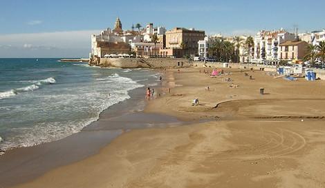 Море и пляжи Каталонии (Испания)