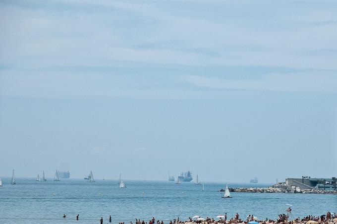 море каталонии