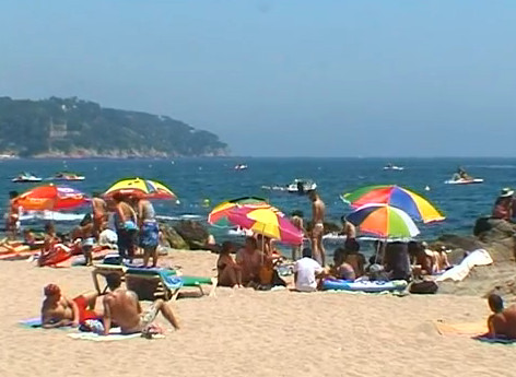 пляжи барселоны фото
