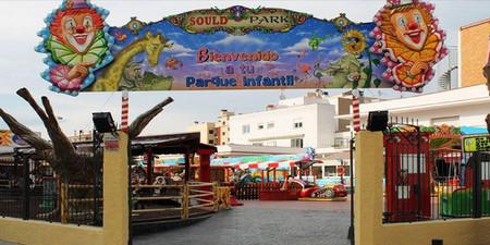 Sould Park в Ллорет де Мар