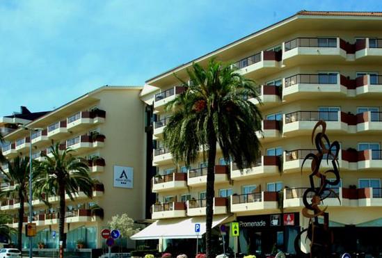 Aqua Hotel Promenade Park