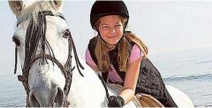конная школа в Lloret De Mar