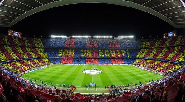 stadion barselony`