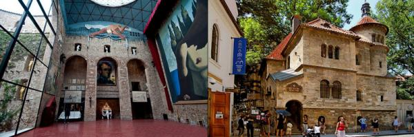 жирона достопримечательности, театр-музей дали, музей истории еврейского народа.jpg