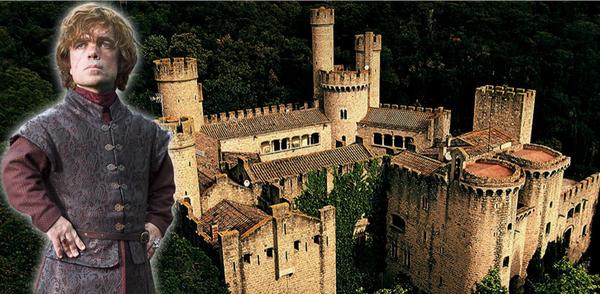 Продажа замка в испании аренда виллы на халкидики