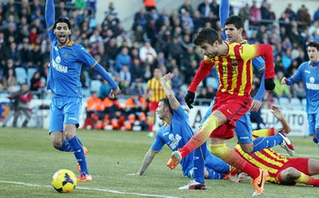 футбол барселона, FC Barcelona - Getafe CF.jpg