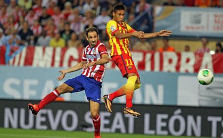 футбол барселона, FC Barcelona - At. de Madrid.jpg