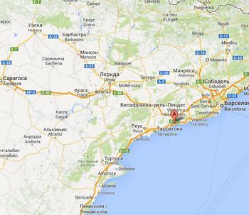 Вендрель, Таррагона, Испания.jpg