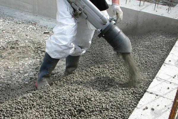 бетон из керамзита