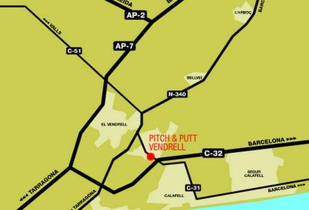 Гольф-клуб Vendrell Pitch & Putt ...jpg