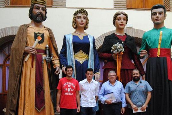 праздники в испании, ллорет де мар 2.jpg