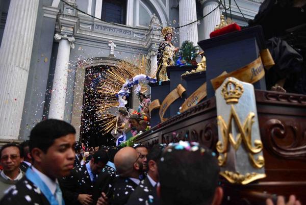 праздники в испании,  День Непорочного Зачатия Девы Марии в Испании.jpg