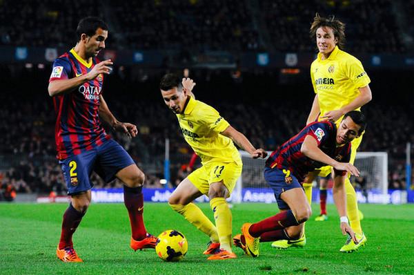футбол в испании, барселона вильярреал.jpg