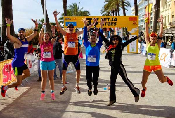 спорт в испании, Полумарафон.jpg
