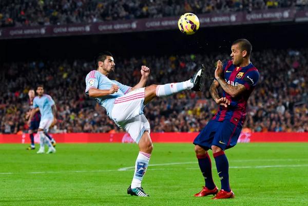 футбол в испании, Сельта - Барселона.jpg