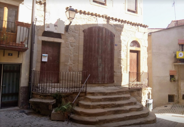 испания фото достопримечательностей, город artesa de segre испания 2.jpg