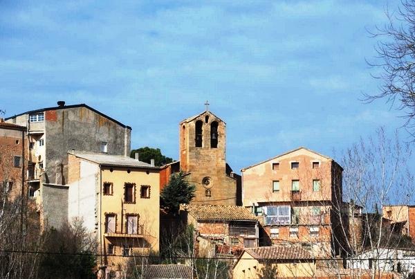 испания фото достопримечательностей, город artesa de segre испания 3.jpg