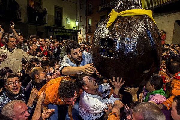 фестивали в испании, Patum Berga.jpg