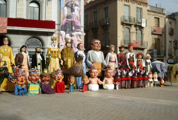 праздники в испании, Manresa.jpg
