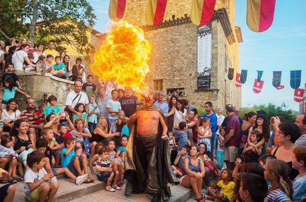 праздники в испании, Medieval.jpg