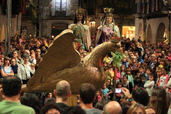праздники в каталонии, Narcis de Girona.jpg