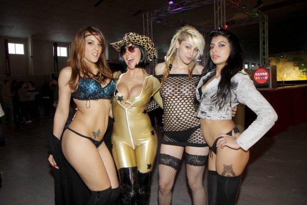 выставки в испании, Salon Erotico.jpg