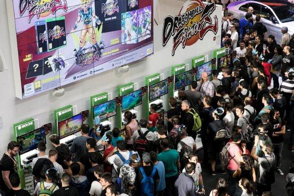 ярмарка в испании, Barcelona Games World.jpg