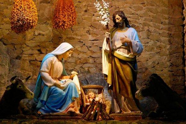 праздники в испании, El pesebre viviente de Castell d'Aro.jpg