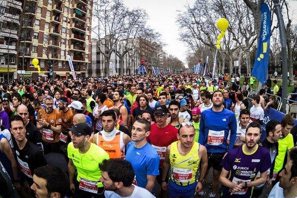 спорт в барселоне, Half Marathon.jpg