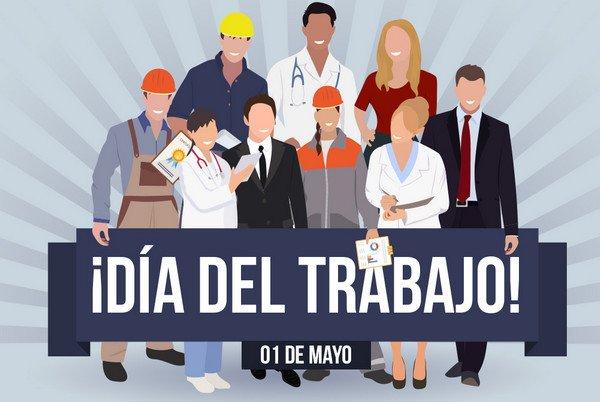 Día del Trabajador, праздники испания.jpg