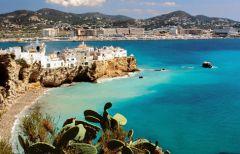 пляж каталонии