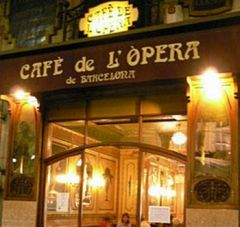 Ресторан Cafe De La Opera