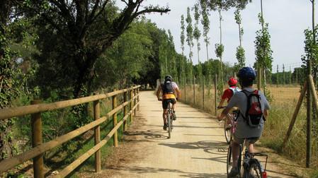 испания велосипед