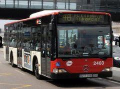 автобусы испании