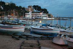 Puerto de Sant Feliu De Guíxols
