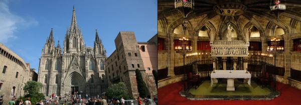 достопримечательности испании, экскурсии в испании, собор святой евлалии.jpg