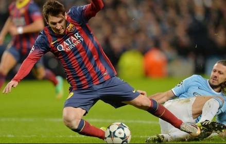 Манчестер Сити и  ФК Барселона.jpg