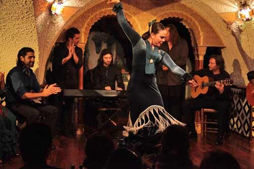 танец фламенко, tablao flamenco cordobеs.jpg