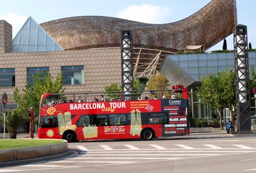 и Барселона Бас Туристик