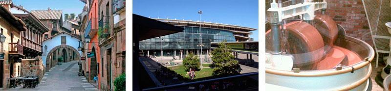 музеи барселоны, Музей Испанская деревня. Музей футбольного клуба «Барселона». Музей Шоколада.jpg