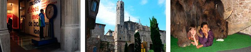 музеи барселона, Музей идей и изобретений. Музей истории города. Барселоны Музей мамонтов.jpg