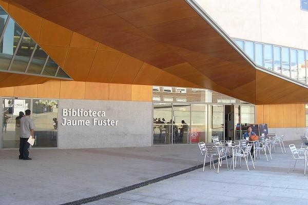 библиотеки испании