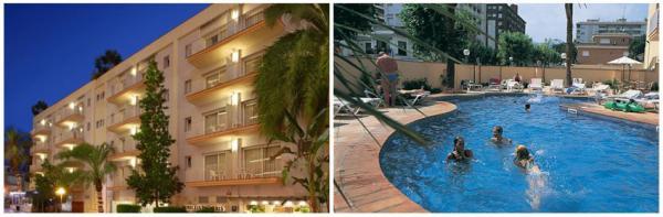 Hotels Calella Kostaraynera