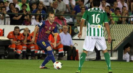 футбол в барселоне, FC Barcelona - Betis.jpg
