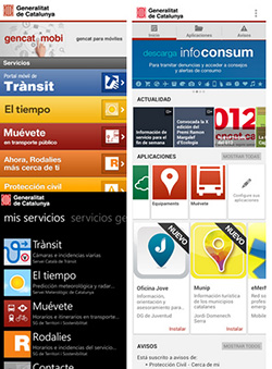Мобильные приложения и путеводители для путешественников по Каталонии