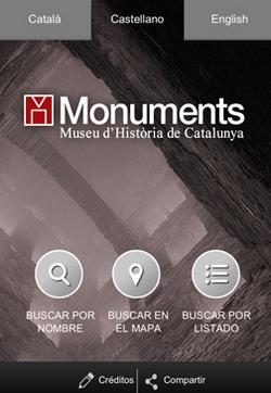мобильные приложения, Monuments.jpg