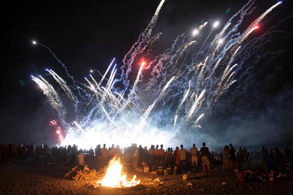 праздники в испании, Noche de San Juan.jpg