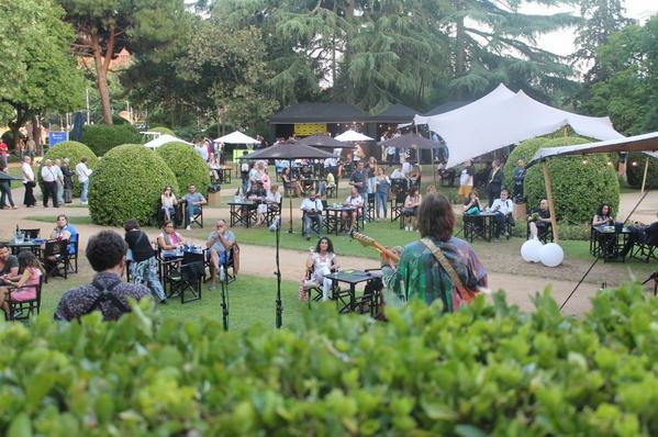 фестиваль в испании, Festival Jardinsde Pedralbes.jpg
