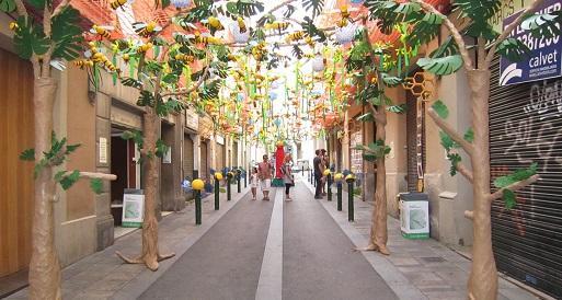 Барселона  Festa Major de Gracia.JPG