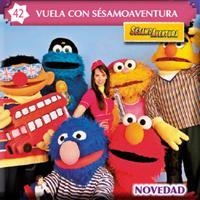 порт авентура шоу, VUELA CON SESAMOAVENTURA.jpg